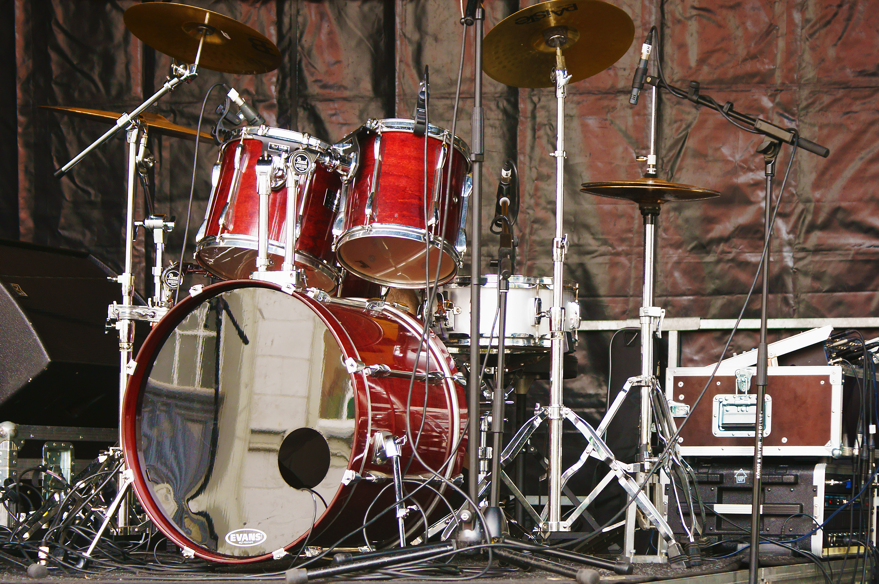 We Hit That - Drumset, Mallet & Percussion