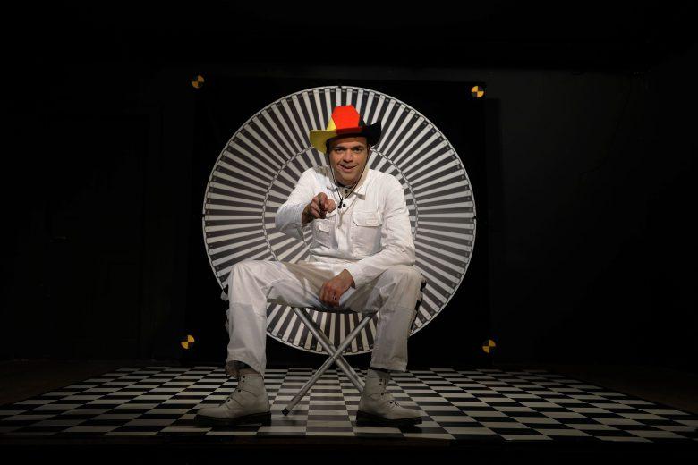 Rennfahrer Bieberle - Gerd Plankenhorn