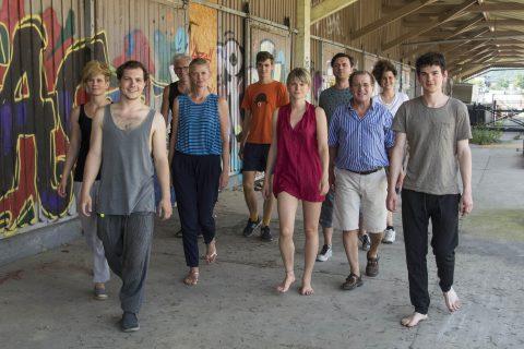 Ensemble des Tübinger Sommertheaters